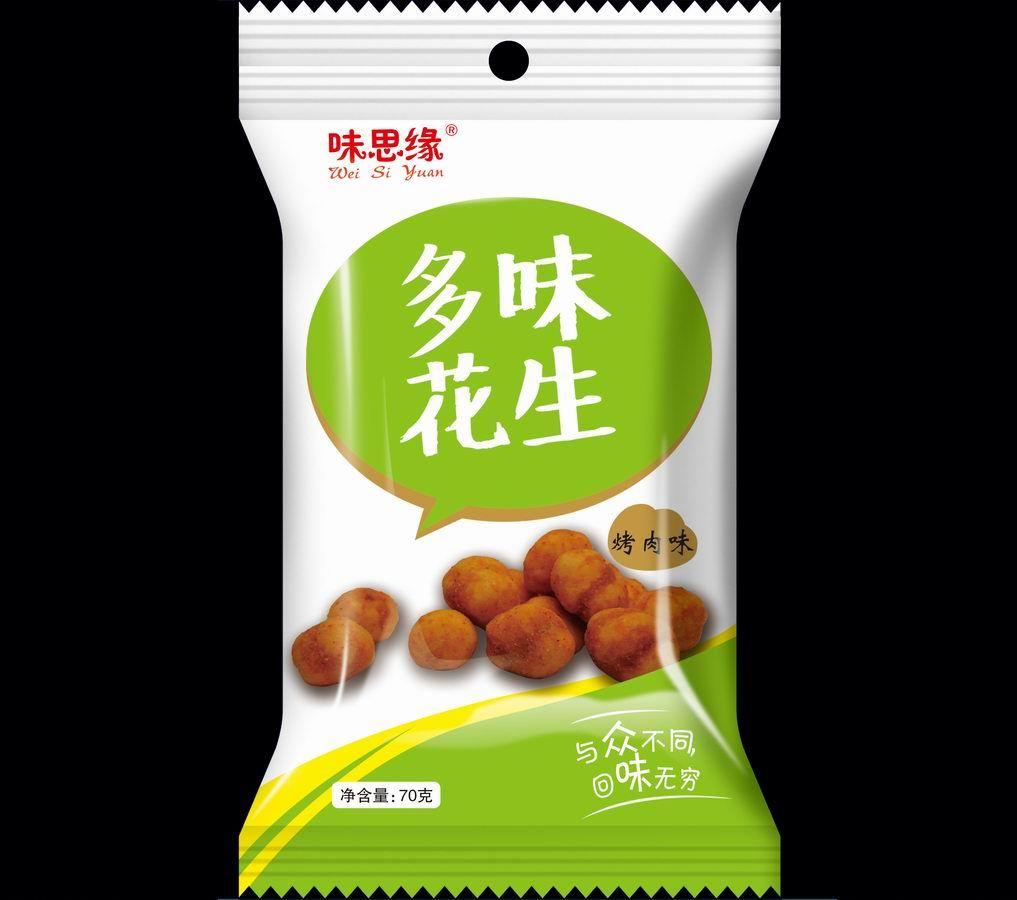 多味uwin电竞官网-烤肉味70克