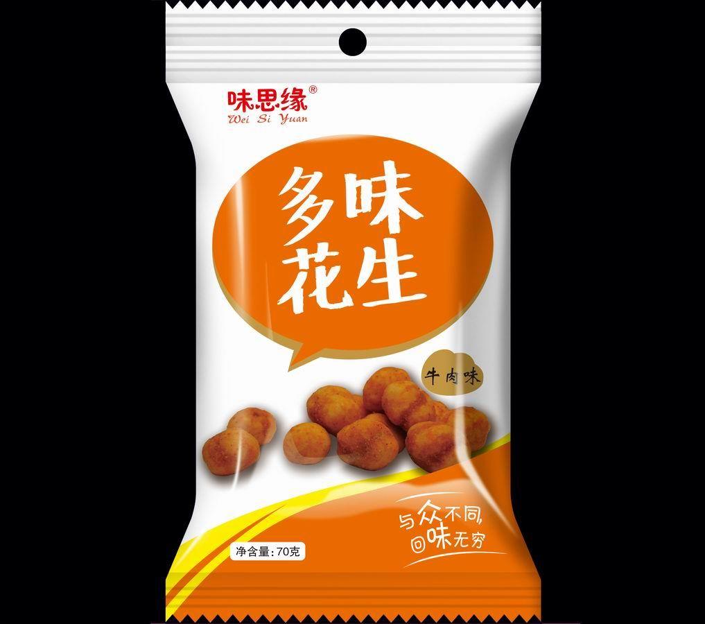 多味uwin电竞官网-牛肉味70克
