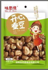开心蚕豆-五香味200