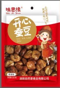 开心蚕豆-香辣味200克