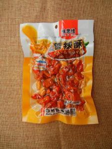 80克香辣酥(真空)1